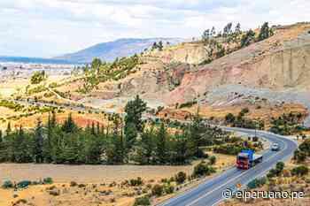 MTC suscribe contrato del estudio definitivo de la carretera Paimas-Ayabaca-Socchabamba en Piura - El Peruano