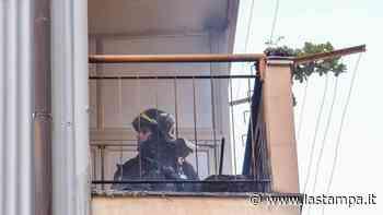 Albissola Marina, allarme incendio in uno stabile di via Rossini - La Stampa