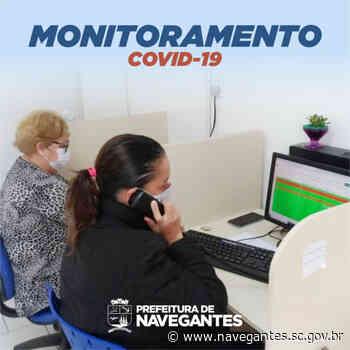 Navegantes conta com nova Central de Monitoramento da Covid-19 - Prefeitura de Navegantes
