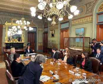 Vicepresidenta Kamala Harris se reúne con Paz y Paz, Aldana, Escobar y Porras - crnnoticias.com