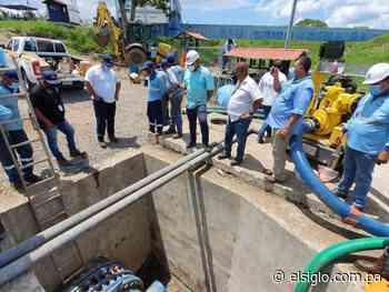 La planta potabilizadora de Chilibre reinicia operaciones - El Siglo Panamá