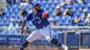 Blue Jays pitcher Alek Manoah selected to active roster ahead of debut against Yankees