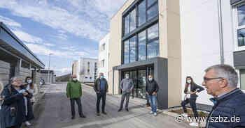 Aidlingen: Neun Sozialwohnungen sind schon bezugsfertig - Sindelfinger Zeitung / Böblinger Zeitung