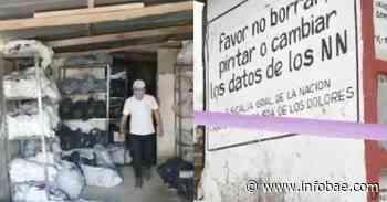 En Puerto Berrío, Antioquia, ciudadanos adoptaron cadáveres de desaparecidos para llevarles flores y acompañarlos - infobae