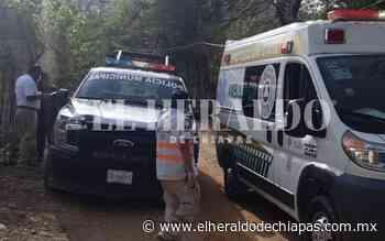 Encuentra a hombre muerto en ampliación Loma Bonita - El Heraldo de Chiapas