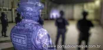 GAES realiza revista geral no Presídio de Santana do Livramento - Portal de Camaquã