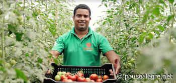 Agricultor de Pouso Alegre é destaque em quadro 'histórias que inspiram' do Sicredi - PousoAlegre.net