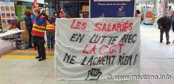 Carrefour Port-de-Bouc : les salariés ne veulent pas lâcher - Port de Bouc - Social - Maritima.info