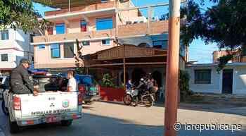 Piura: en bares clandestinos de Talara intervienen a 30 personas - LaRepública.pe