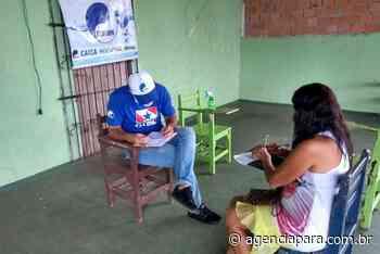 Cosanpa realiza cadastro de moradores no bairro Jardim Modelo, em Castanhal - Para