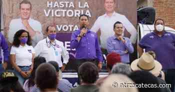 Candidatos del PES se reúnen con vecinos de El Orito - NTR Zacatecas .com