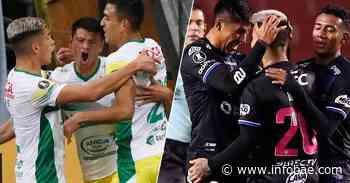 Defensa y Justicia cierra la fase de grupos ya clasificado a los octavos de final de la Copa Libertadores: hora, TV y formaciones - infobae