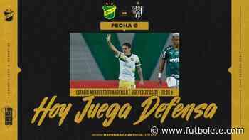 Ver en vivo Defensa y Justicia vs Independiente del Valle por la fecha 6 de la Copa CONMEBOL Libertadores - Futbolete