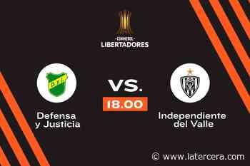 Defensa y Justicia vs. Independiente del Valle - La Tercera