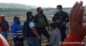 Conductor de motocicleta cae del puente Huamaní y sobrevive en Pisco - Diario Correo
