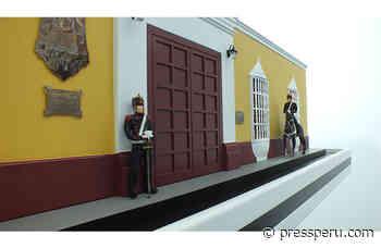 Pisco: Inician reconstrucción de casa donde vivió el libertador José de San Martín - Press Perú