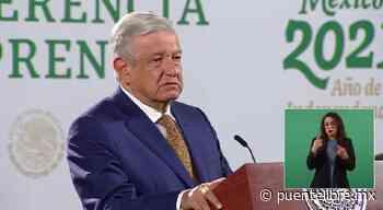 Magno sorteo de la Lotería Nacional con bienes confiscados: AMLO - Puente Libre La Noticia Digital