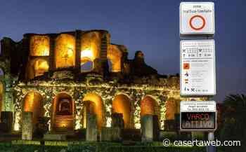 Santa Maria Capua Vetere: da sabato 29 maggio ZTL attiva nell'area dell'Anfiteatro Campano | - CasertaWeb
