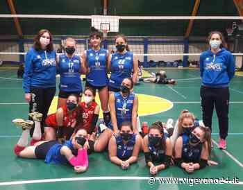 Coppa Italia 3° Divisione femminile: Stars Volley Mortara cala il poker - Vigevano24.it