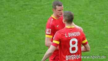 Bayer Leverkusen veröffentlicht Doku über Lars Bender und Ex-BVB-Spieler Sven Bender - sport.de