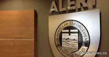 Police arrest 2, seize $50K worth of drugs after Drumheller fentanyl investigation: ALERT - Global News