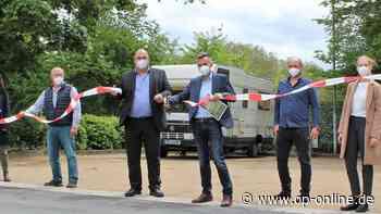 Wohnmobil-Stellplätze in Rodenbach offiziell eröffnet - op-online.de