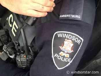 Traffic stop in Amherstburg leads to firearm seizure