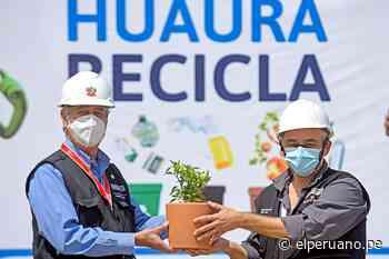 Jefe del Estado en Huaura: Podemos avanzar hacia el desarrollo de ciudades sostenibles y limpias - El Peruano