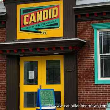 Candid Brewing Launches in Antigonish, Nova Scotia - Canadian Beer News