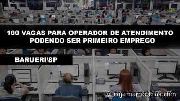 Base abre 100 vagas para Operador em Barueri, Itapevi ou Carapicuíba - Cajamar Notícias