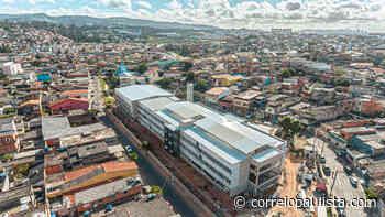Escola do Futuro do Cardoso em Itapevi deve ficar pronta em setembro deste ano - Correio Paulista