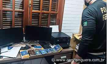 PF faz operação em Carapicuíba, Itapevi e Cotia. - Jornal O Anhanguera