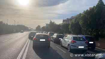 Selargius, maxi tamponamento sulla 554 | Cagliari - vistanet