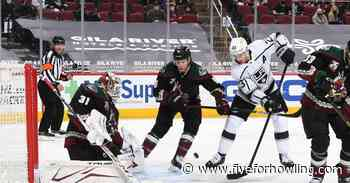 Arizona Coyotes Season Comparison: Better or worse than last year? - Five for Howling