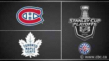 Hockey Night in Canada: Toronto vs. Montreal