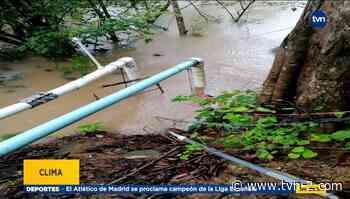 Varias comunidades de Panamá Oeste, Darién y Chepo sin agua, lluvia afectó las plantas potabilizadoras - TVN Noticias