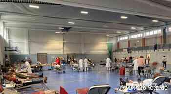 278 Menschen wollen in Vilseck mit ihrem Blut Leben retten - Onetz.de