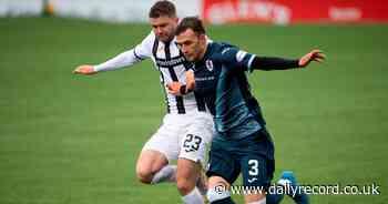 Hamilton Accies and Kilmarnock interested in signing Raith Rovers' Kieran MacDonald - Daily Record