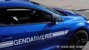Accident matériel de la circulation à la sortie de Romilly-sur-Seine - L'Est Eclair