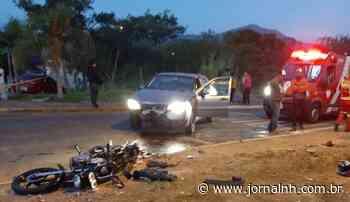 Identificado morto em acidente com moto em Igrejinha - Região - Jornal NH