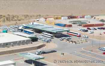 CBP to build new 'central processing' facility in El Paso to hold migrant families, children