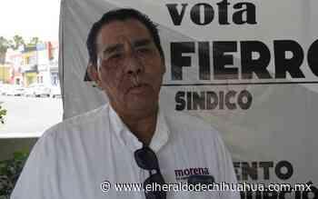 Declinaciones a favor de Maru, un acto de desesperación: Chaparro - El Heraldo de Chihuahua