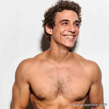 Miguel Herrán podría cambiar tu vida con su reflexión sobre tener un cuerpo bonito y musculoso - E! Online