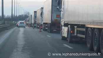 Circulation : Attention : l'A16 bouchée à hauteur de Marck dans le sens Dunkerque-Calais - Le Phare dunkerquois