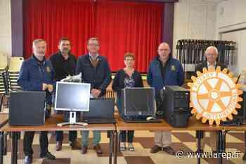 A l'initiative d'un membre du Rotary club de Pithiviers - La République du Centre
