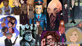 'Doctor Who's Day Roundup: River Deep, Towers High | Anglophenia - Anglophenia
