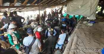 Declaran calamidad pública en Neira y Quinchía por mineros atrapados - infobae