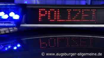 Ohne Führerschein, aber unter Drogen: Polizei stoppt Rollerfahrer in Steinheim - Augsburger Allgemeine
