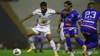 Carlos A. Mannucci vs. Ayacucho FC - Reporte del Partido - 8 mayo, 2021 - ESPN