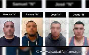 Aprehenden a cuatro sujetos por homicidio en Guerrero Negro - El Sudcaliforniano
